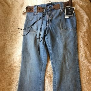 Riveted by Lee jeans. NWT!!